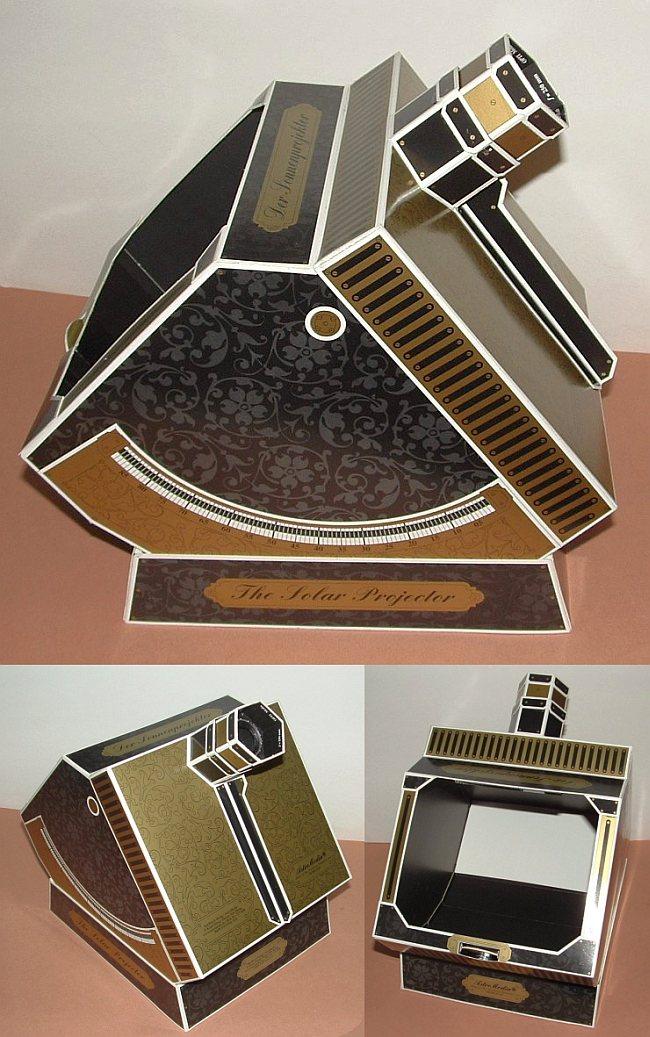 Astronomie im Kartonmodell - Der Sonnenprojektor Sonnenprojektor_ba_14